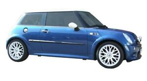Tailor Fit Side Mouldings Door Protectors Body Kit Fits Bmw Mini One