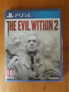 The Evil Within 2 PS4 Jeu + Steelbook