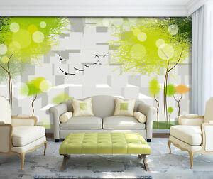 3d Arbre Fleur 6662 Photo Papier Peint En Autocollant Murale Plafond Chambre Art Jmplkz0b-08002220-629921001