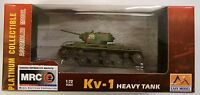 Easy Model Mrc 1/72 Kv-1 Mod 1942 Heavy Tank Russian Army A218 Built Up 36292