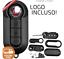 Indexbild 1 - Chiave Telecomando Guscio tasti compatibile per FIAT 500L PUNTO EVO PANDA +logo