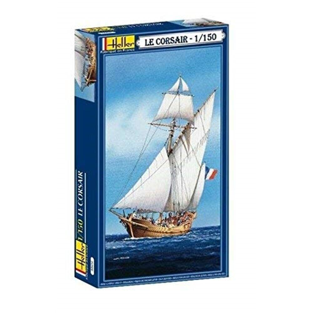Heller 1 150 - Corsair Sailing Ship