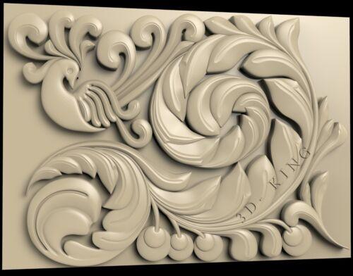 3D STL Model # DECORATIVE PANELS  # 15 PCS for CNC Aspire Artcam 3D Printer