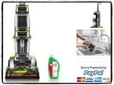 Dual Power Brush Carpet Washer Steamer Shampooer Scrubber Cleaner Hoover