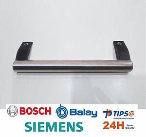 Tirador Puerta Acero Inox Frigorifico Congelador Siemens 00493993
