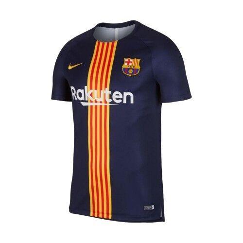 Soccer Soccer 2019 2018 Navy Ucl Nike Elite Camiseta oficial Barcelona Fc xSwz8Z87q