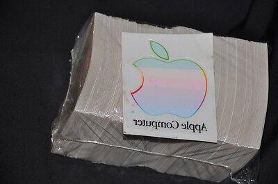 L01970A Apple Rainbow Logo Window Sticker Rare Vintage Collectible NEW