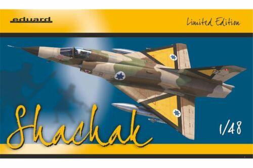 EDUARD 11128 1//48 Shachak Limited Edition*