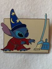 Disney Halloween STITCH Sorcerer Costume A/P LE1 SILVER