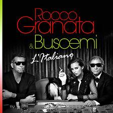 CD ROCCO GRANATA and Buscemi L 'ITALIANO incl Marina 2cds