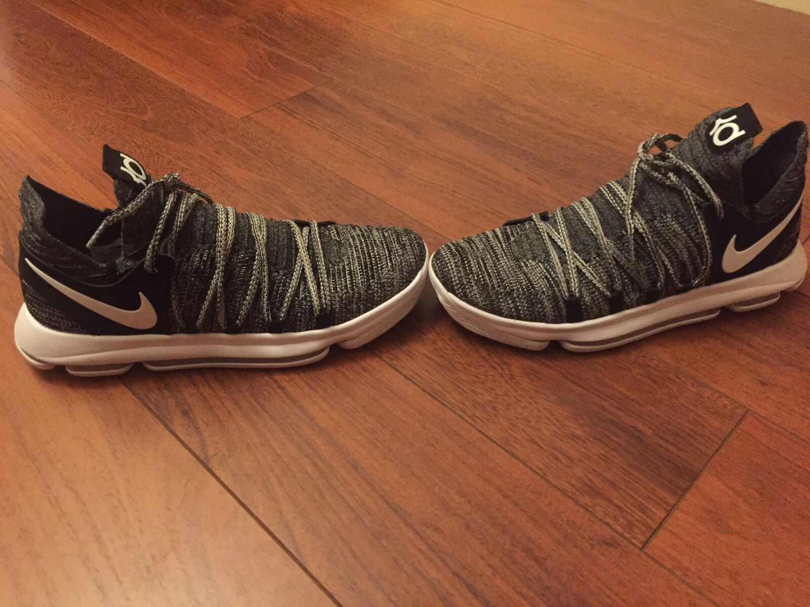 Nike Kd X Oreo Uk Size 11,5 Us Size 12,5 Eu Size 47 Without Box  Barely Used