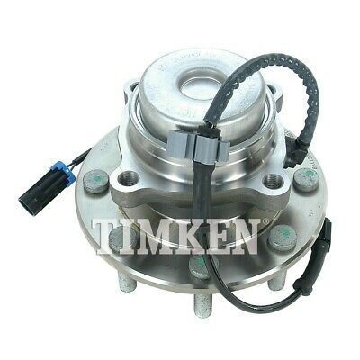 Timken HA590353 Axle Bearing and Hub Assembly