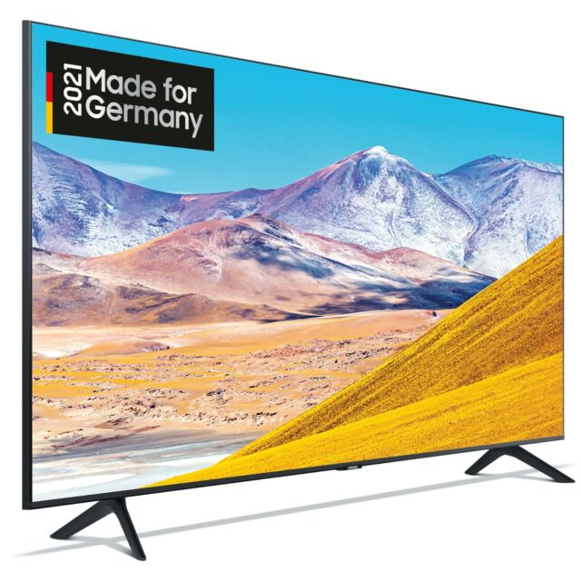 Samsung GU-75TU8079 75 Zoll UHD LED-Fernseher Smart TV Triple Tuner 2100 PQI