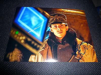 Competent Alessandro Sperduti Signed Autograph In Person 8x10 20x25 Cm Italian Actor Entertainment Memorabilia Photographs
