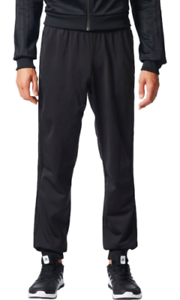 9627a5461 Image is loading Adidas-Regular-Tapered-Pants-Mens-Tricot-Essentials- Athletic-