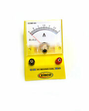 Eisco Labs Analog Ammeter Dc Current Meter 0 3 Amp 005a Resolution