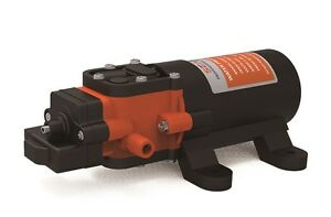 SEAFLO-Automatic-12V-1-2GPM-35PSI-Water-Pump-for-Boat-and-RV-4-Year-Warranty