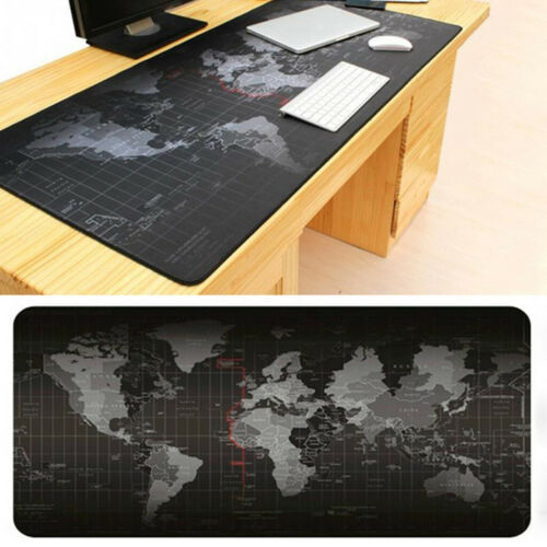 Fashion Old World Map New Large Mouse Pad Notbook Computer Gaming Mouse Mousepad