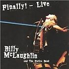 Billy McLaughlin - Finally! Live! (Live Recording, 2014)