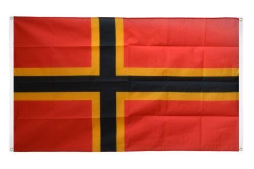 BALKONFLAGGE BALKONFAHNE Deutscher Widerstand Stauffenberg Flagge Fahne für den