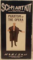 Phantom Of The Opera Lon Chaney Vinyl Model Kit Horizon Universal Monsters (mib)