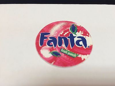 Very Rare Cool Colors Hard Hat Sticker Soda Collection FREE SHIPPING