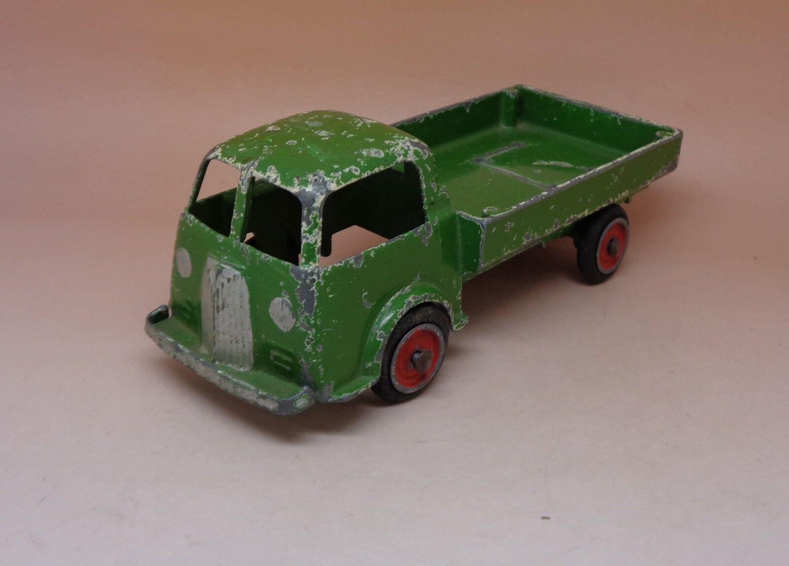 RARE GASQUY SEPTOY camion  F.N. plate forme grue d'origine  1/50 1950 | Modèles à La Mode