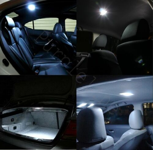 20 x White LED Interior Light Package For 2004-2009 Lexus RX330 RX350 TOOL