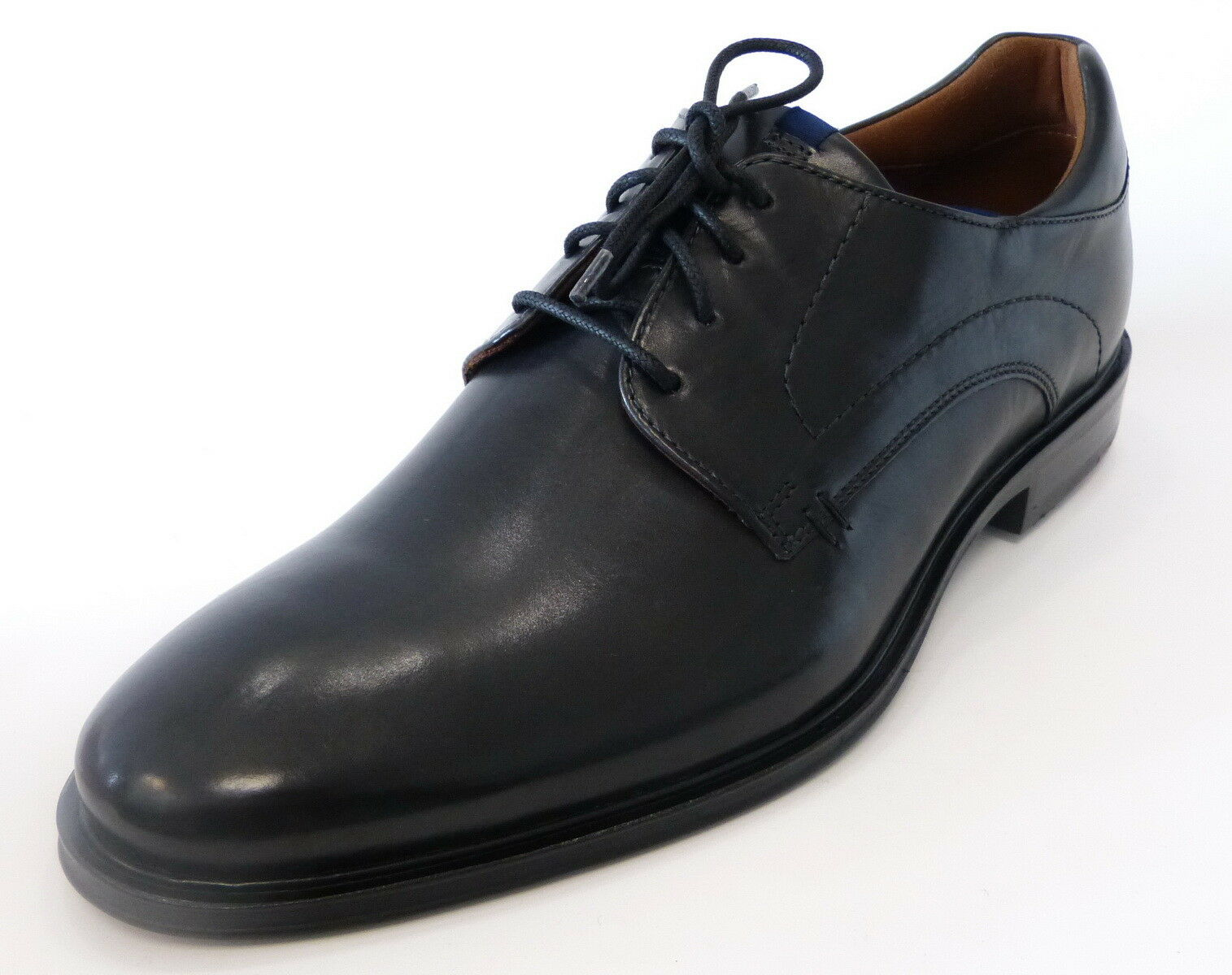 Lloyd Business Milan 16-213-00 schwarz Leder X Motion Memory Foam Schnür Schuh
