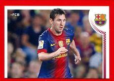 FC BARCELONA 2012-2013 Panini - Figurina-Sticker n. 159 - MESSI 1/2 -New