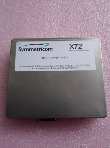 Symmetricom X72 Rubidium Oscillator output  10MHZ