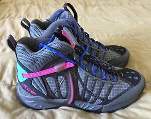 b5926a96cb6 Nike Air Zoom Tallac Lite OG ACG Boots Grey Pink Gamma Blue 844018 ...