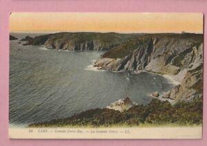 Channel Islands, Sark - Grande Greve bay. LL Louis Levy, No.24.