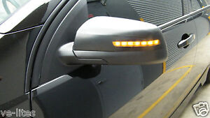 Commodore-VF-LED-mirror-covers-Phantom-Black-SS-SV6-SSV-Caprice-HSV-GTS-Maloo