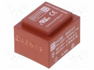 Transformador-Revestido-1-5VA-230VAC-24V-24V-31mA-31mA-44096-Pcb-Transformatore