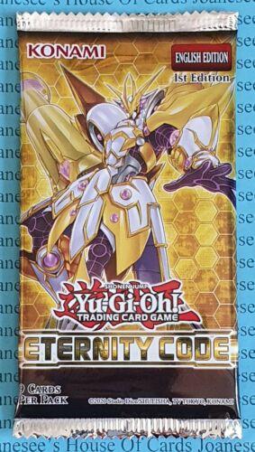 Archnemeses Protos ETCO-EN008 Ultra Rare Yu-Gi-Oh Card 1st Edition New