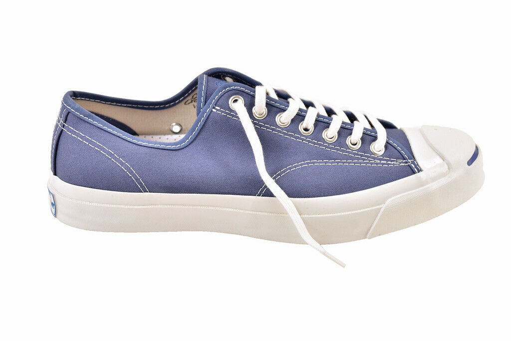 Converse Unisex Adults Jack Purcell Ox Turnschuhe Turnschuhe Turnschuhe Blau Größe UK 8   BCF811  fc50a4