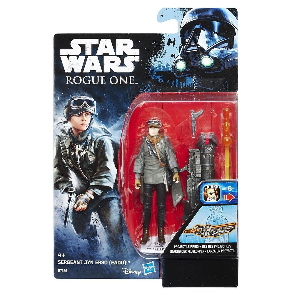 Star Star Star wars rogue eins sergeant jyn erso (eadu) 3,75