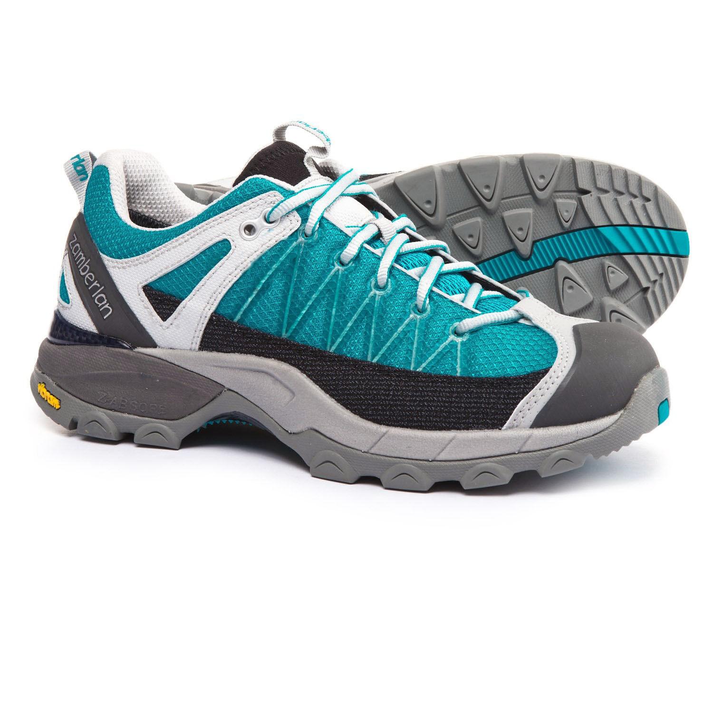 Zamberlan 129 SH RR Crosser RR SH femmes Chaussures -Scuba bleu. Reg:129.99 3c1922