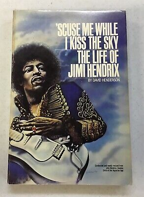 Jimi hendrix kiss the sky book