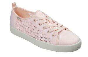 Skechers Bobs B-Loved-Spring Blossom, Zapatillas para Mujer, Rosa (Light Pink), 40 EU