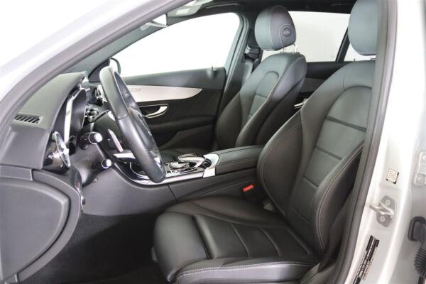 Mercedes C250 d 2,2 AMG Line stc. aut. 4Matic billede 4