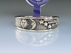 Sun-Moon-And-Stars-Sterling-Silver-Ring-by-Peter-Stone-Unique-Fine-Jewelry