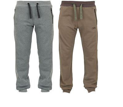 Fox NEW Chunk Ribbed Joggers Grey/Khaki - Sizes M - XXXL