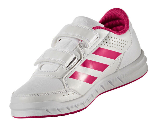fb403293a6b86d Adidas Mädchen Kinder Schuhe Laufschuhe Altasport Modische Turnschuhe  Schulsport