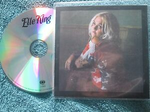 Elle King  Last Damn Night Label Columbia Sony Music UK Promo CD Single - Coalville, United Kingdom - Elle King  Last Damn Night Label Columbia Sony Music UK Promo CD Single - Coalville, United Kingdom