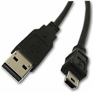 Caricabatteria-USB-Cavo-di-sincronizzazione-dati-per-navigatore-satellitare