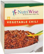 NutriWise - Vegetable Chili Low Fat, Low Calorie, High Protein