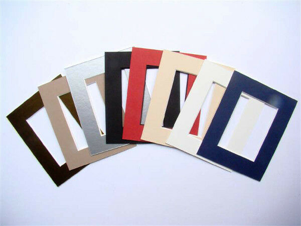 5 x High Quality ACEO Picture Mounts to fit ACEO Picture Art Photos Prints