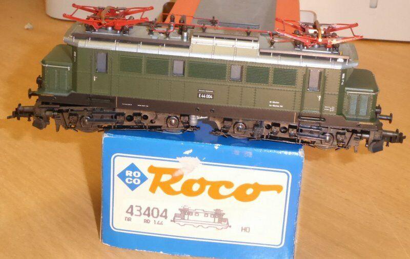 Roco 43404 H0 Electric Locomotive E 44 004 the Db Era 3 Get Well in Orig. Box,